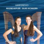 The harp-duo-cd is available! A nice present!