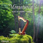 My new cd MINIATUREN 3 is coming the 12.9.2016!