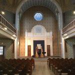 Harfenduo in der Synagoge St.Pölten/A