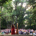 Ein magisches Konzert in der Klosterruine am Disibodenberg