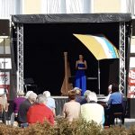 Lebenslänglich Frohlocken auf der Sommerbühne der NUTS-Kulturfabrik