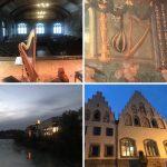 Cello trifft Harfe im Wasserburger Rathaussaal
