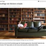 Mein Buch als Lesetipp in der Rheinischen Post :-)