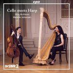 Schöne Rezension zur Cello meets Harp-CD :-)