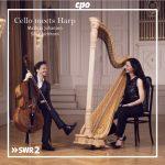 Unsere Cello meets Harp-CD ist da!!!