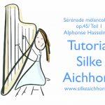 Neue Videos in meinem Youtube-Kanal, u.a. Cello-Harfe von der neuen CD und Harfentutorials :-)