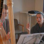 Zwei Harfenkurse im Juli für Anfänger bis Profis